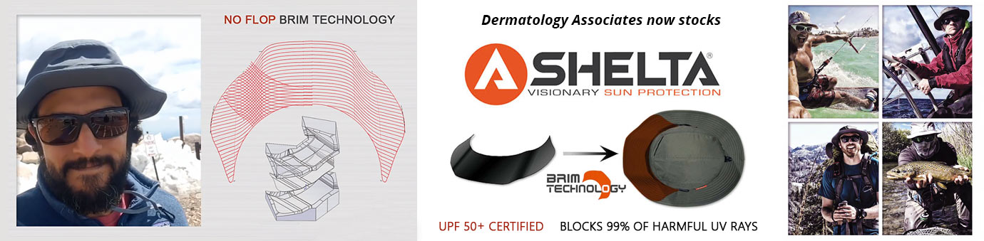 Dermatology Associates Stocks Shelta Sunhats